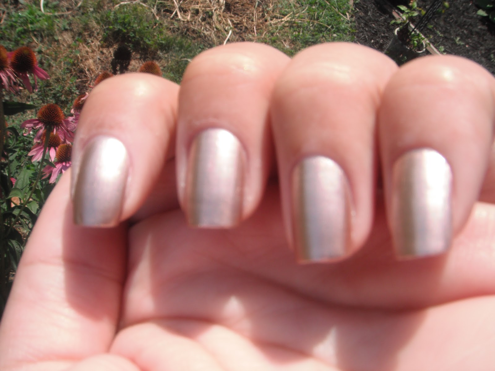 Young Wild and Polished: New Essie Mirror Metallics Collection