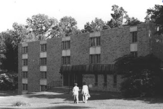 Woodcrest Hall at Cabrini College is the area which most hauntings are said to occur