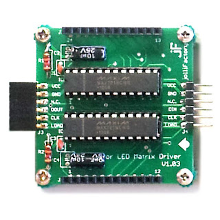 Led matrix driver