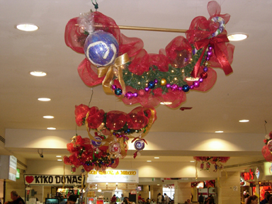 Dise o y decoraci n navidad 11 - Decoracion navidena para comercios ...