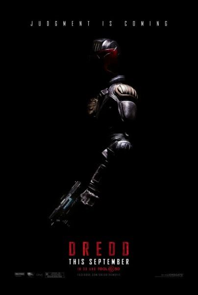 Dredd 2012 di Bioskop