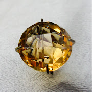 Batu Permata Golden Citrine - SP971