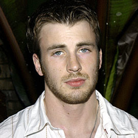 chris evans fantastic four