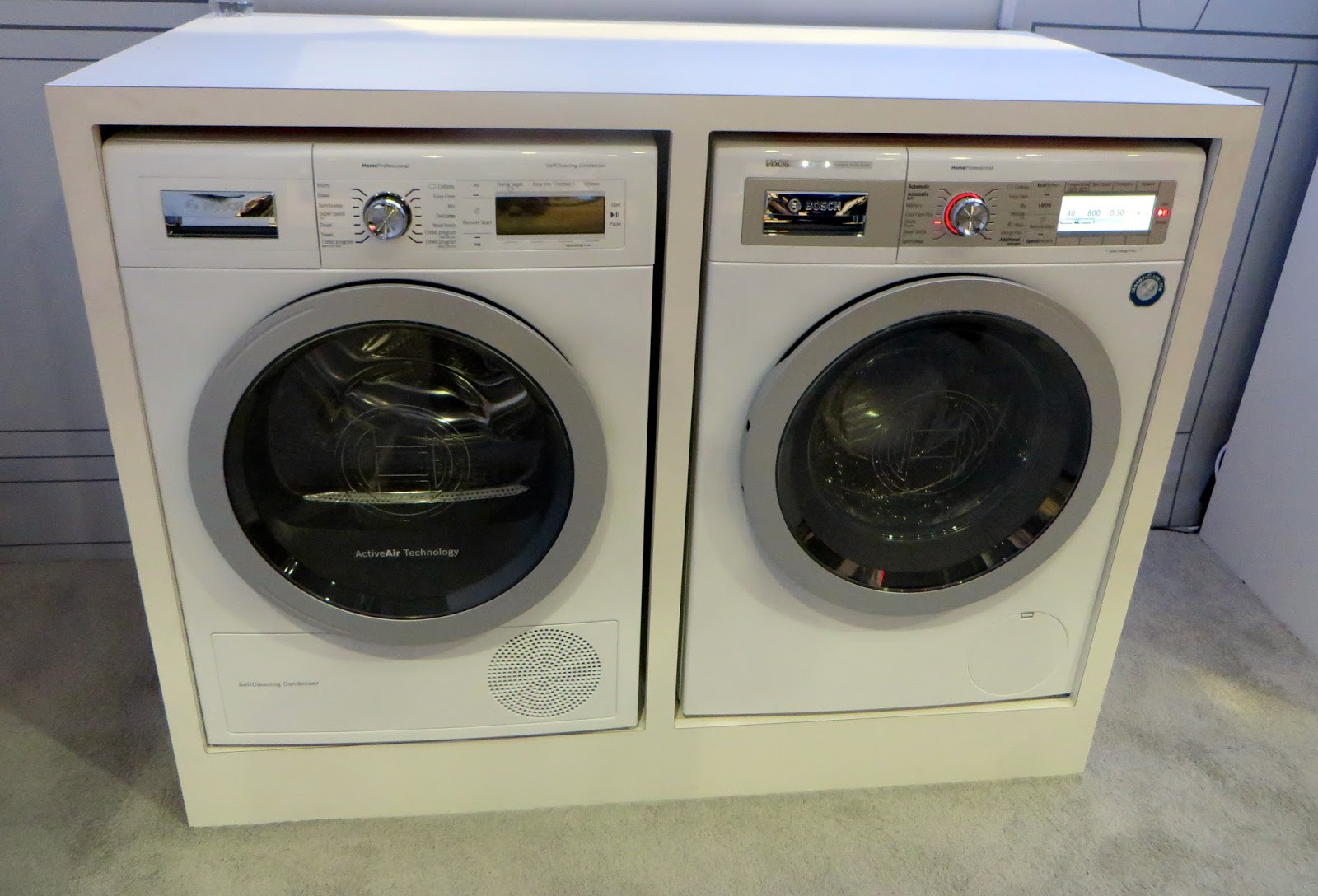 Can A Clothes Dryer Be Stored On Its Side
