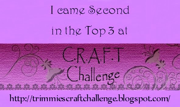 CRAFT Challenge 281 - Recipe