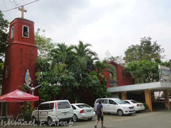 Our Lady of the Airways Church in Pasay City