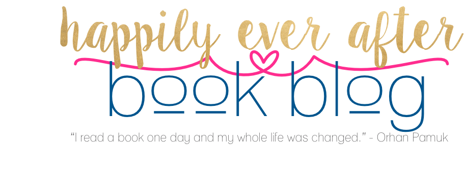 Happily Ever After...Book Blog