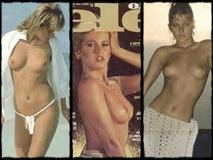 Xuxa pelada na revista Ele Ela de junho 1981