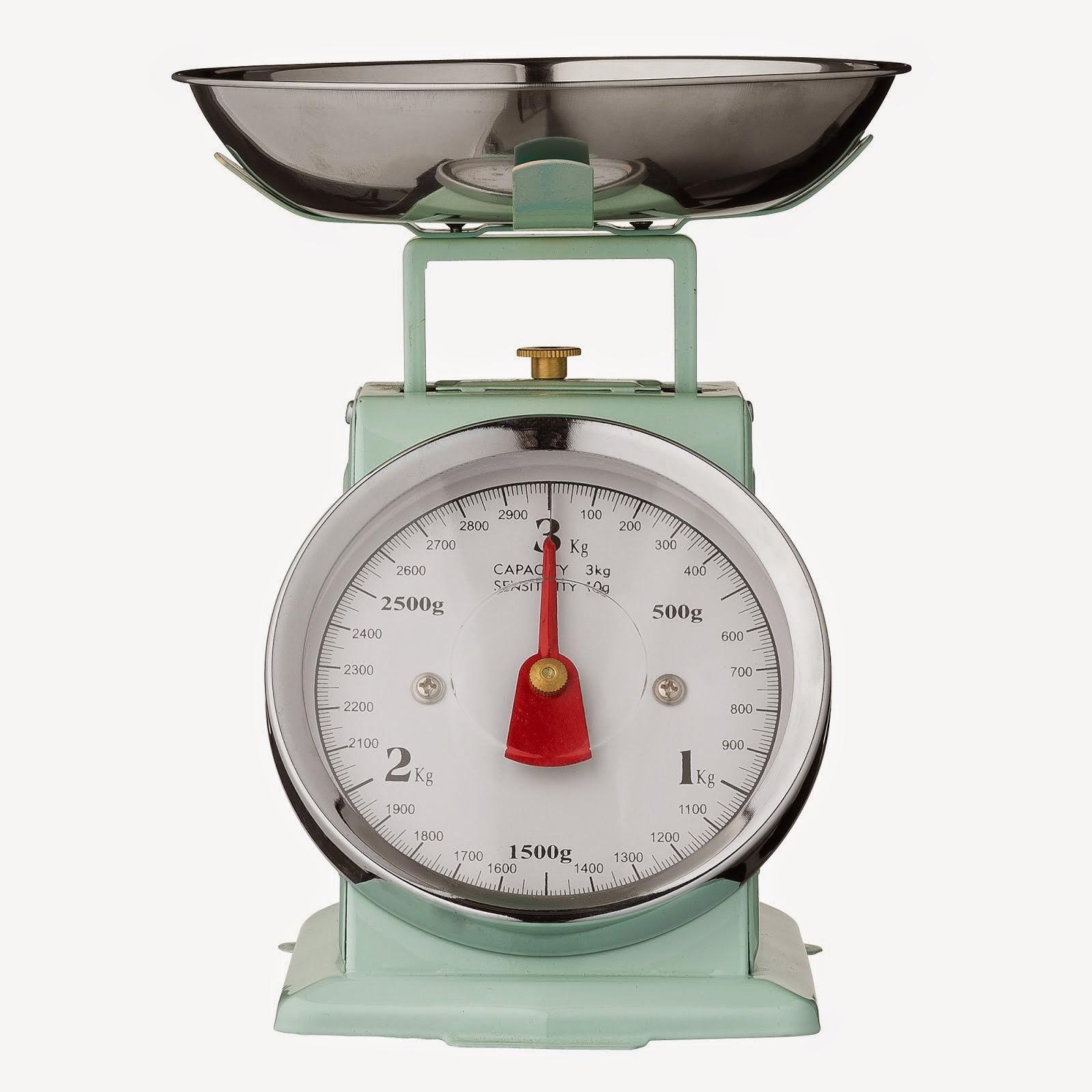 pesa da cucina Bloomingville