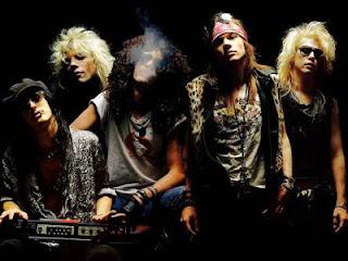 Guns n Roses, profile, Slash,