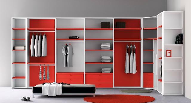 Vestidores para el dormitorio juvenil ideas decoraci n ig - Vestidores para dormitorios ...