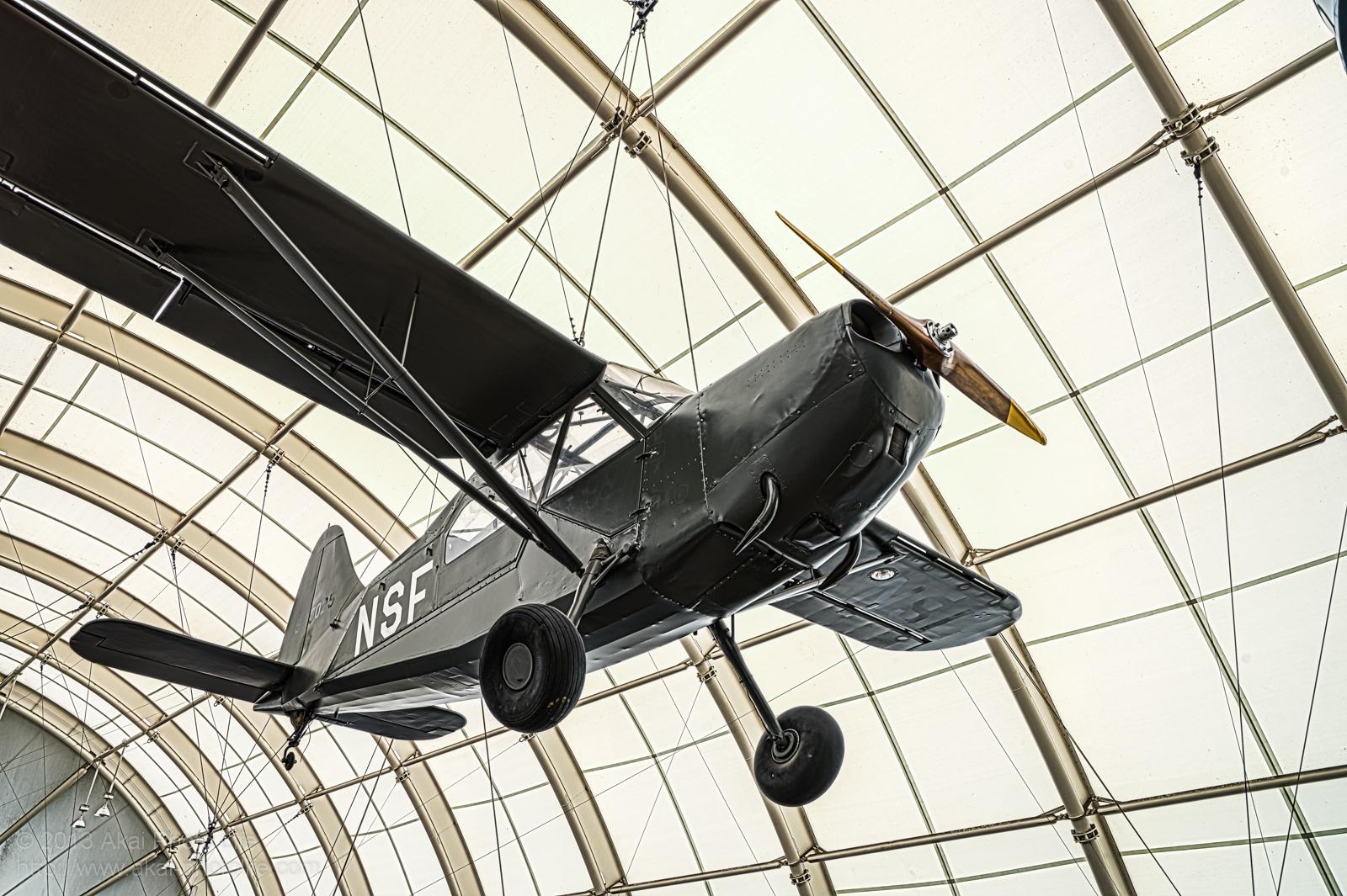 スチンソン L-5Eの写真