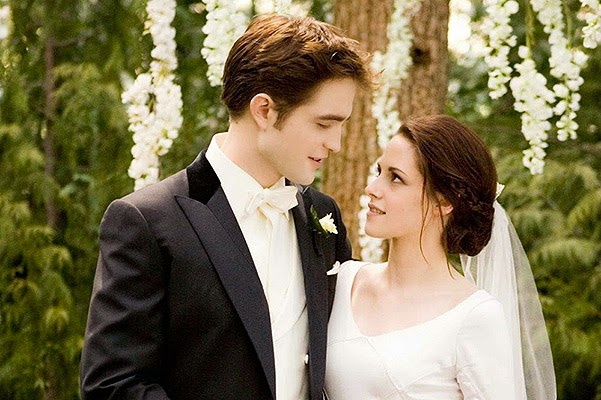 Stills from the film Twilight