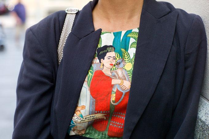NZ street style, street style, street photography, New Zealand fashion, auckland street style, hot kiwi girls, Frida Kahlo, jasmax, kiwi fashion