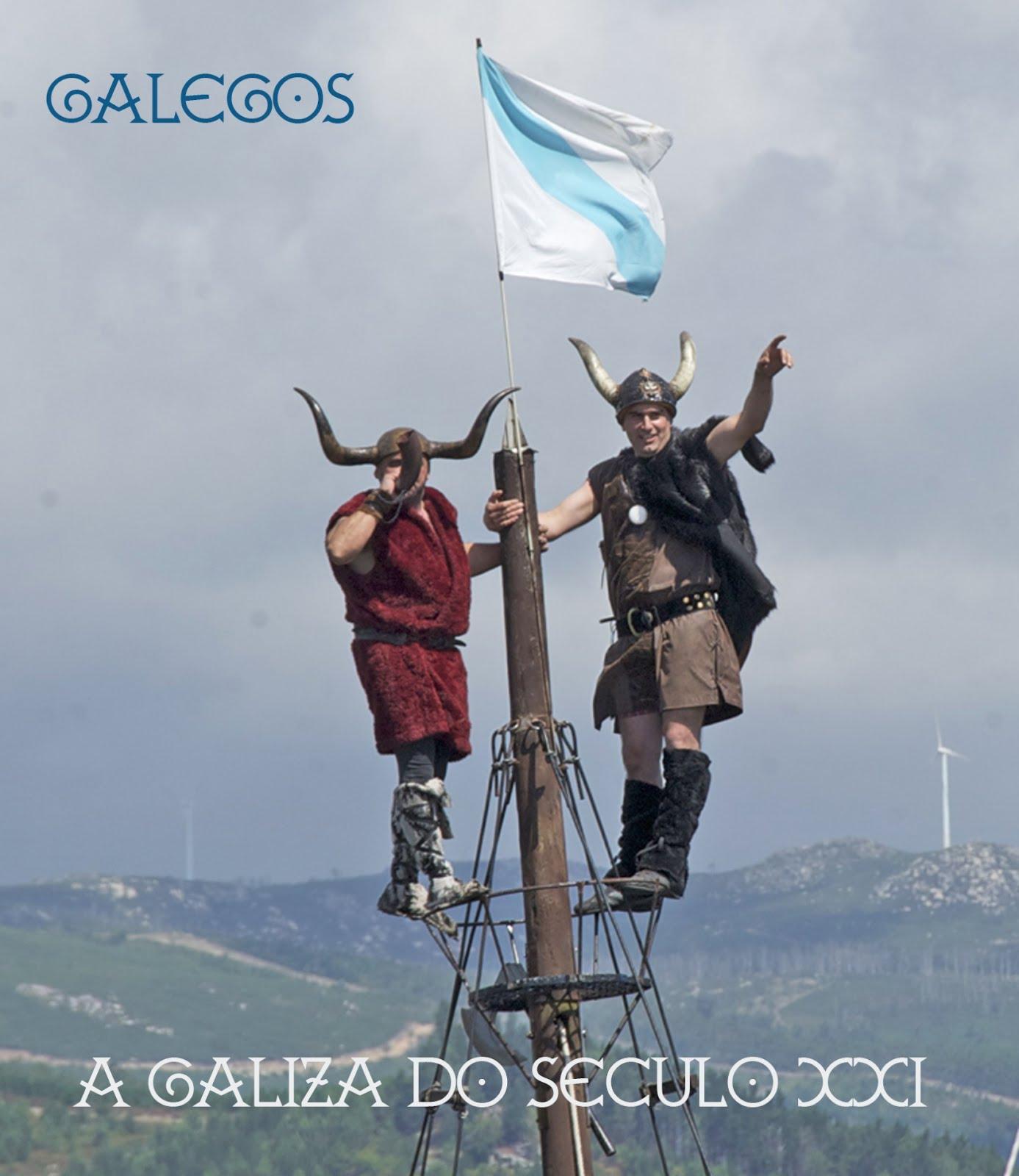 GALEGOS. A Galiza do século XXI