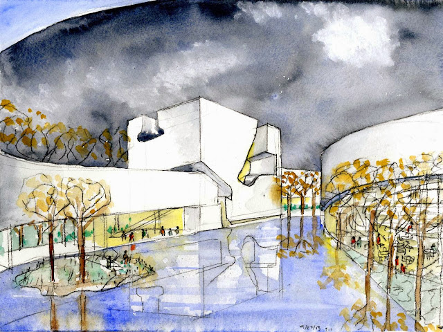 07-Steven-Holl-Wins-Qingdao-Culture-and-Art-Center-Competition