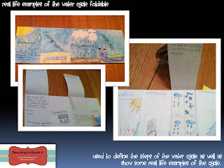 5th grade blog, science, foldable, reading, writing, math
