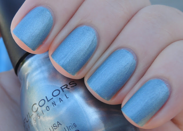 SinfulColors Blue Sensation