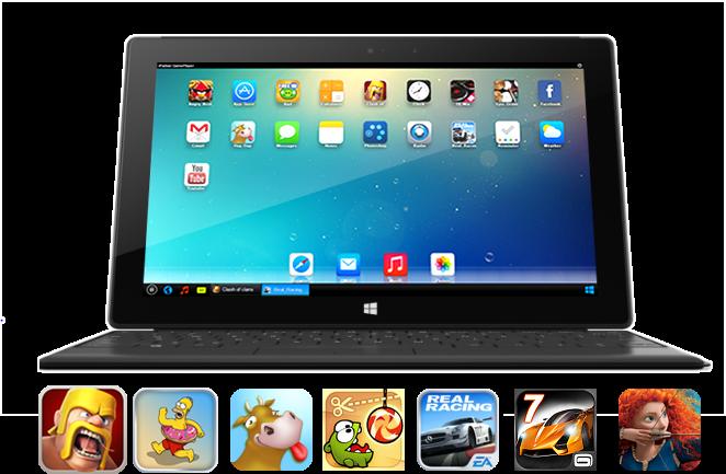 Menjalankan Aplikasi iOS Di Komputer Dengan iPadian