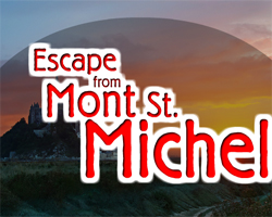 Juegos de Escape Escape From Mont St Michel Solución