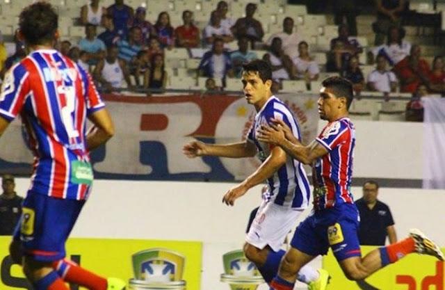 Bahia recebe o Papão precisando golear