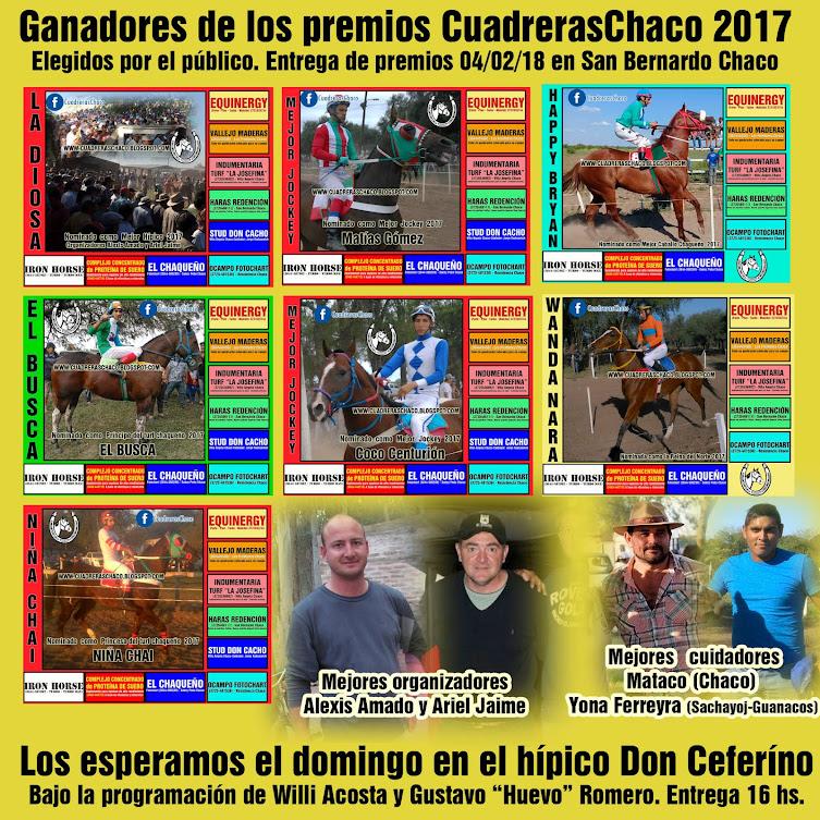 ganadores 2017