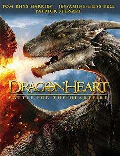 Dragonheart 4 (Corazón de fuego) (2017)