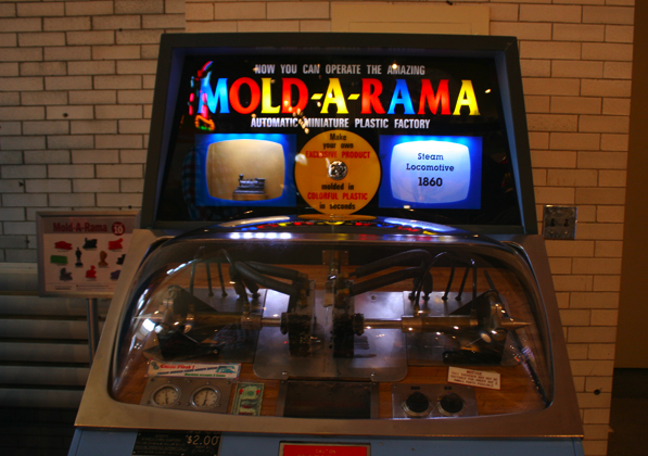 mold a rama machine for sale