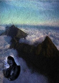 La ola y el camino que vienen del mar
