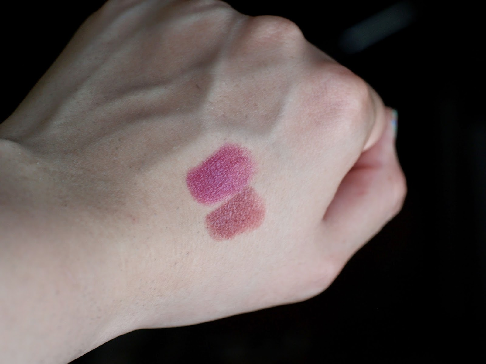 MAC Spice It Up swatch