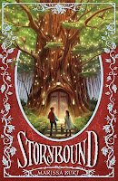 storybound by marissa burt book cover