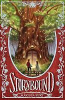 storybound by marissa burt book cover
