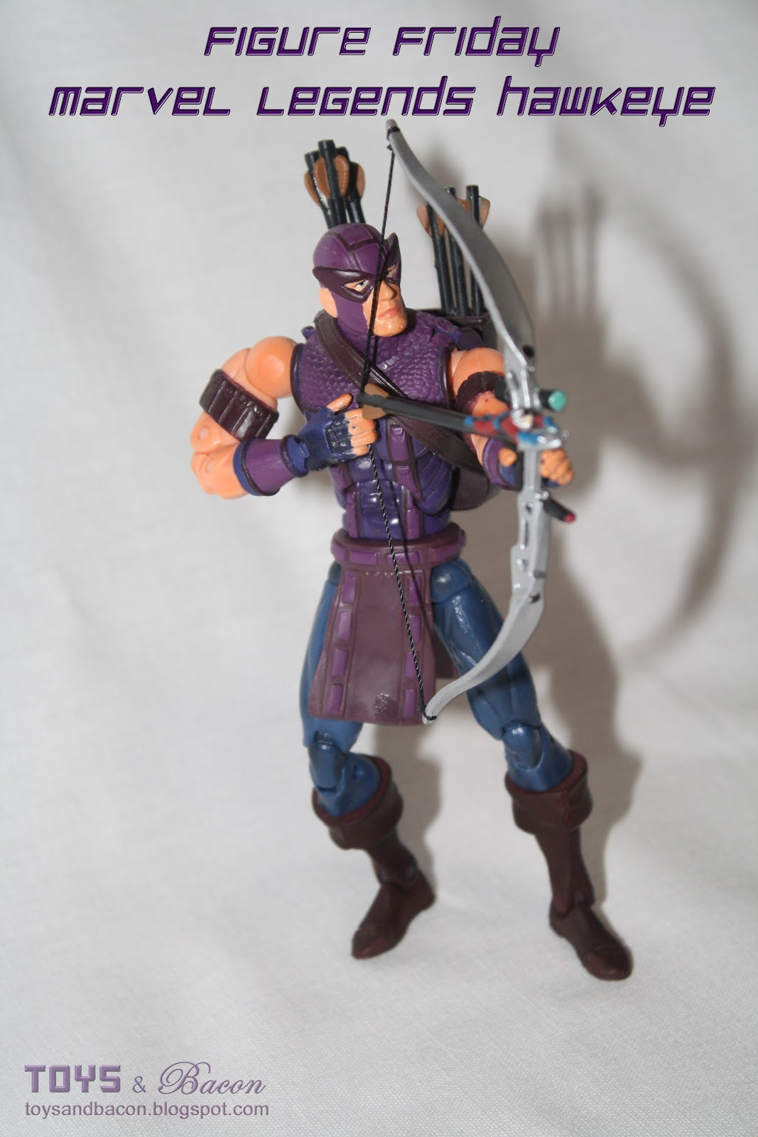 Hawkeye Action Figure