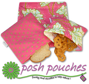 Reusable Snack and Sandwich Bags