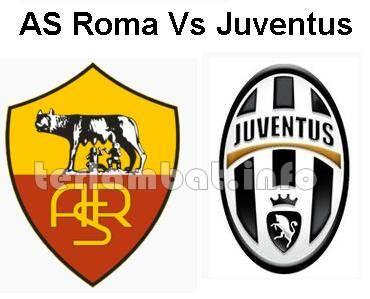Jadwal Roma VS Juventus 2013