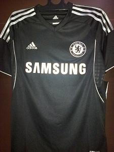 Chelsea Away 3rd Hitam 2014