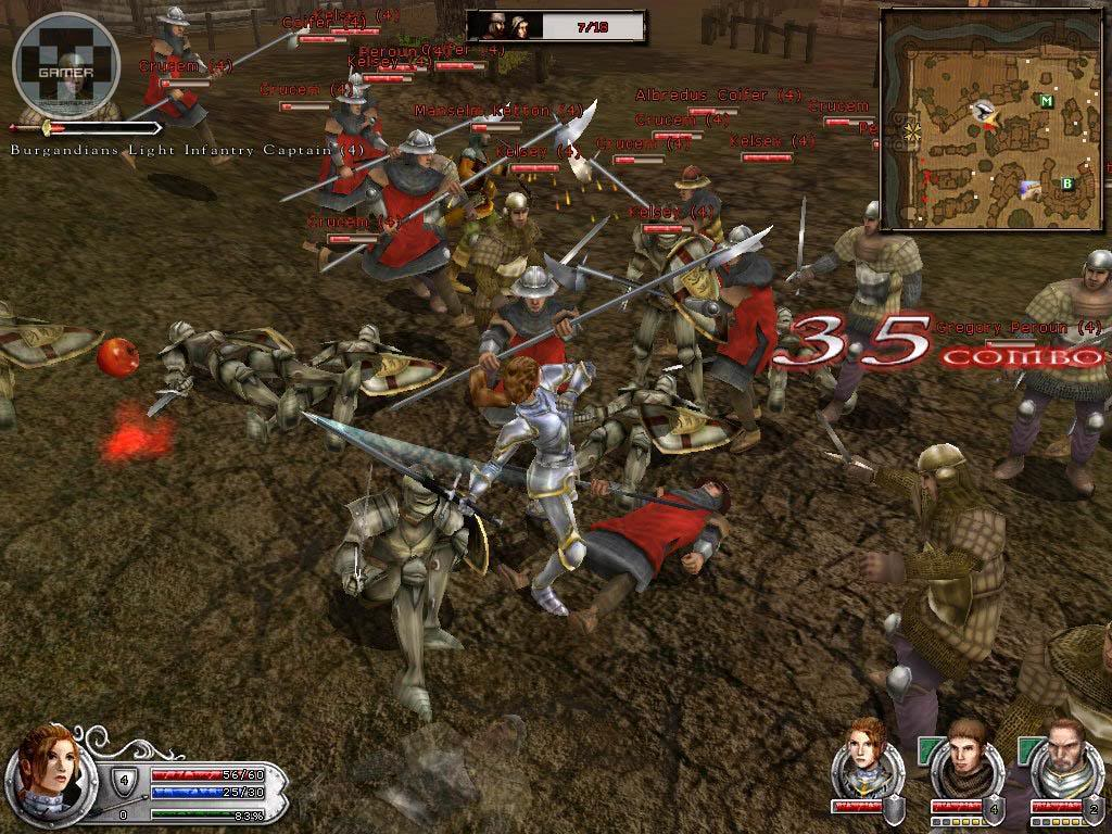 Pc Game :Wars & Warriors: Joan of Arc RIP Version [ Mediafire Link ]