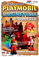 Expo-Vente à Laigneville, 9-10 avril 2016