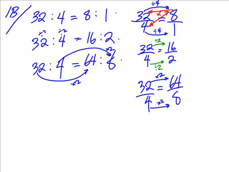corrections homework