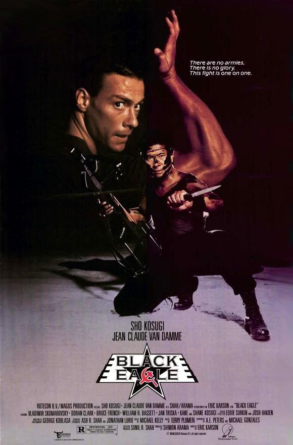 Black Eagle (Aguila Negra) (1988)