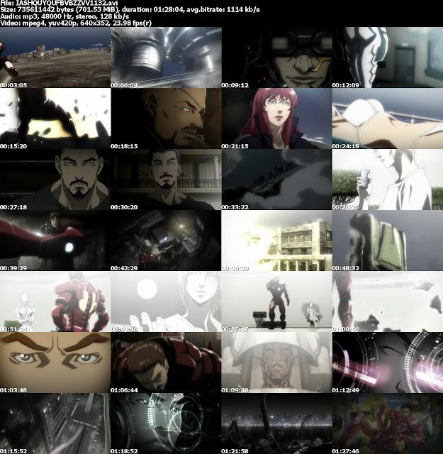 para Descargar Iron Man: La Rebelión del Technivoro DVDRip Latino