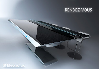 Creative Gadget Tables and Cool Gadget Table Designs (15) 11