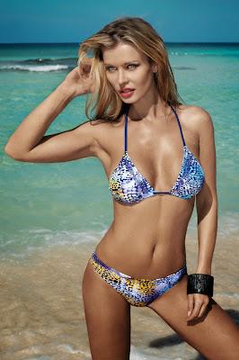 Joanna Krupa sexy bikini model