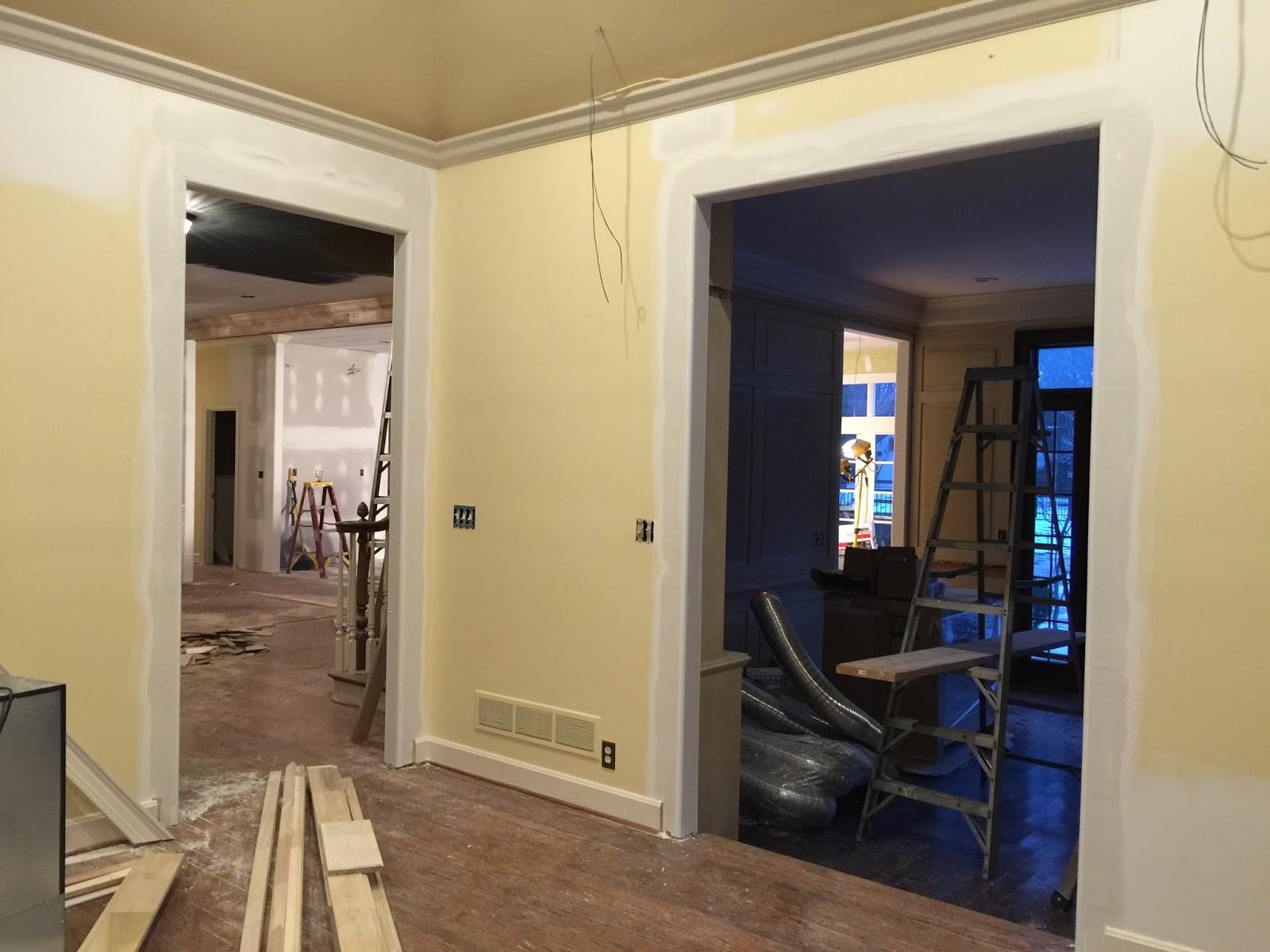 Walls // Paint // Trim Tuesday - House | Blend