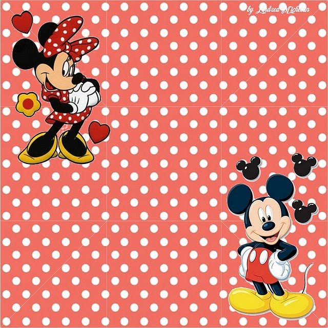 Printable Minnie Mouse Invitations for perfect invitation example