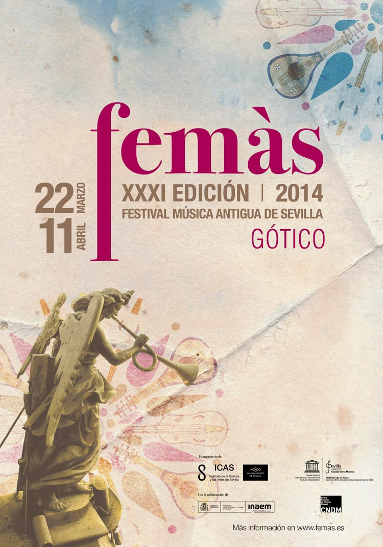 Festival de música antigua de Sevilla