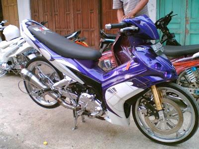 Modif Yamaha Mx Terbaru