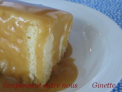 Beurre blanc pour gateau