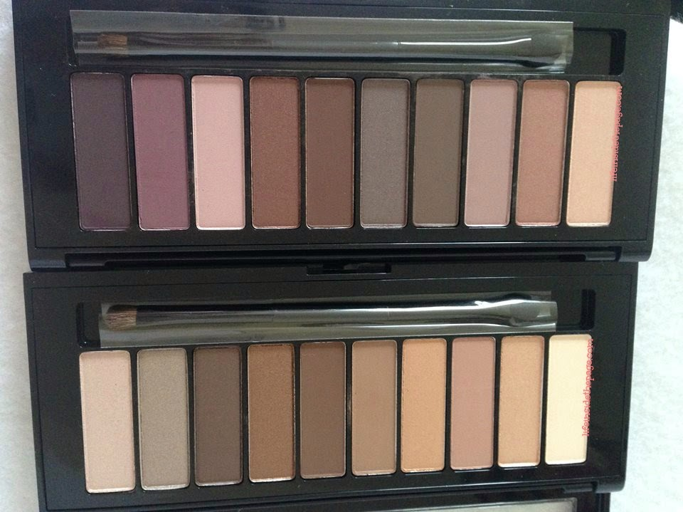 Department: Beauty | L'oreal La Palette Nude 1 and Nude 2 Review