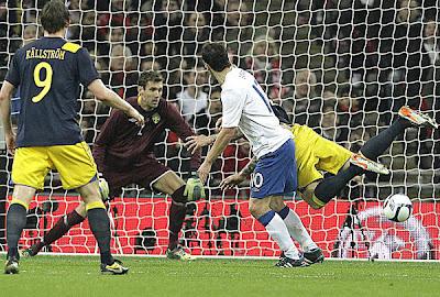 England 1 - 0 Sweden (1)